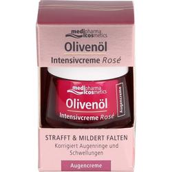 OLIVENÖL INTENSIVCREME Rose Augencreme 15 ml
