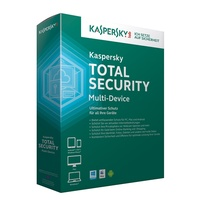 Kaspersky Lab Total Security 2019 3 Geräte PKC FFP DE Win Mac Android iOS