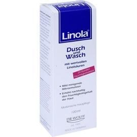 Linola Dusch- und Waschlotion 100 ml