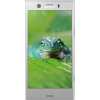 Sony Xperia XZ1 Compact silber