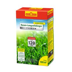 Rasen Langzeitdünger Premium LE 100 | für 120 Tage