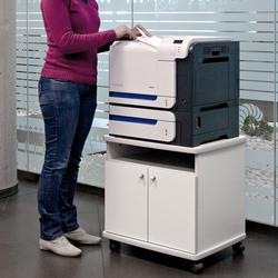 Druckercontainer Büromöbel Druckertisch Coll