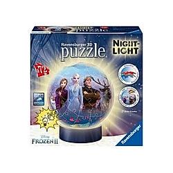 Nachtlicht - Frozen 2 (Puzzle)