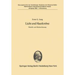 Licht und Hautkrebse als Buch von E. G. Jung