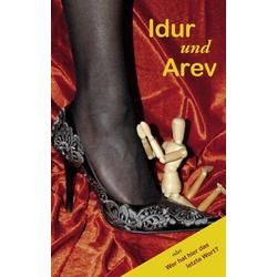 Idur und Arev als Buch von Vera Schleicher