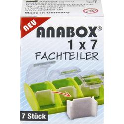 ANABOX 1x7 Fachteiler 1 St.