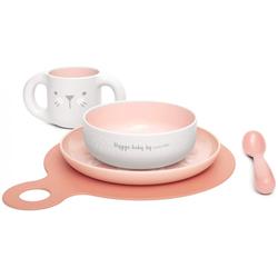 Suavinex Hygge + 6M Pink Babynahrungsset