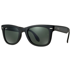 Ray Ban  Wayfarer folding RB 4105 601S 54/20 Matte