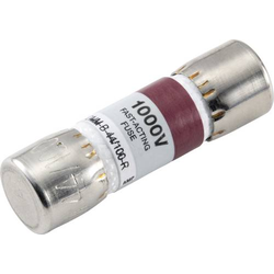 VOLTCRAFT Multimetersicherung (Ø x L) 10.3mm x 34.9mm 440mA 1000 V/DC Inhalt 1St.