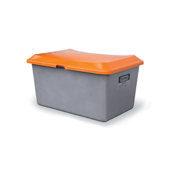 Behälter für streumaterial aus glaslaminat, 100 liter, ohne öffnung