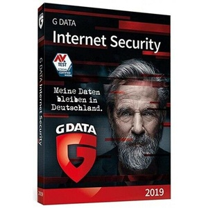 G DATA Internet Security 2019, 1PC / 1 Jahr, Download, ESD