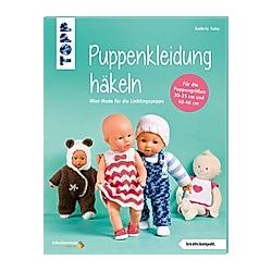 Puppenkleidung häkeln. Kathrin Rabe  - Buch