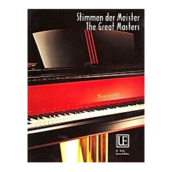 Stimmen der Meister  für Klavier - Buch