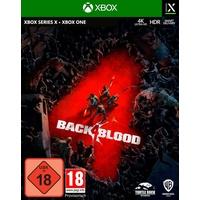 Back 4 Blood Xbox One X