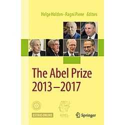 The Abel Prize 2013-2017 - Buch