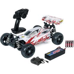 CARSON RC-Auto Ninja X10, 1:10, RTR (Set, Komplettset)