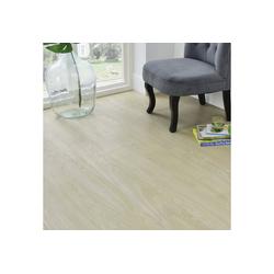 neu.holz Vinylboden, Mons Vinyl Laminat Bodenbelag Dekor-Dielen Selbstklebend 5,85m² Maple Wood gelb