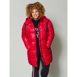 Steppjacke Angel of Style Rot