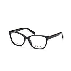 Fossil FOS 7008 807, inkl. Gläser, Cat Eye Brille, Damen