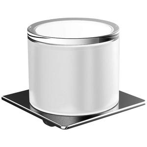 Emco Art Seifenspender, mit Stülpbecher, Inhalt 155 ml, für Flüssigseifen, Badaccessoires, für Wandmontage