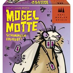 Schmidt Spiele DREI MAGIER SPIELE Mogel Motte 40862