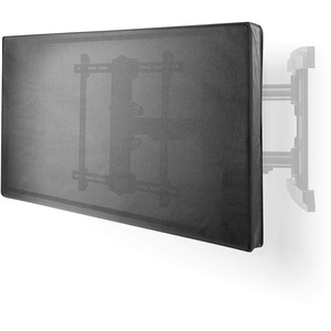 TronicXL 46 47 48 Zoll Abdeckung Haube Fernseher Fernseh Fernseherabdeckung Schutz Schutzhaube Cover Zubehör zb für kompatibel mit TV Samsung Sony LG Toshiba Medion Grundig LED LCD OLED Plasma