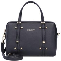 DKNY Bo Handtasche Leder 23 cm blk/gold