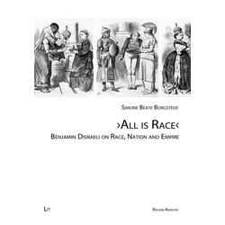 All is Race als Buch von Simone Beate Borgstede
