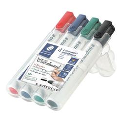 4er-Pack Whiteboard-Marker »Lumocolor 351 WP4«, Staedtler