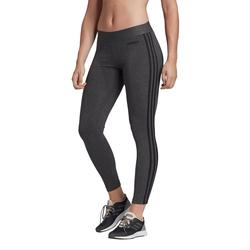 Adidas Damen Tight/Sporthose/Pant W E 3S Tight - XL/S Kurzgröße