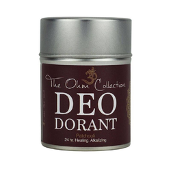 The Ohm Collection Deo Powder - Patchouli 120g