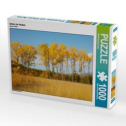 Istrien im Herbst Lege-Größe 64 x 48 cm Foto-Puzzle Bild von Martin Rauchenwald Puzzle