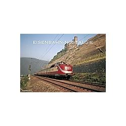 Eisenbahn-Nostalgie 2021 - Kalender