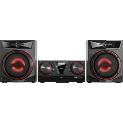 Karcher MC 5400D Stereoanlage Bluetooth®,CD,USB,DAB+, 2 x 50W Schwarz