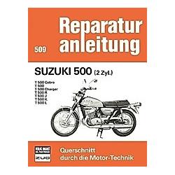 Suzuki 500  (2 Zyl.); . - Buch