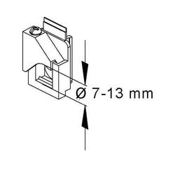 Niedax Zugentlastung GDZ 7-13