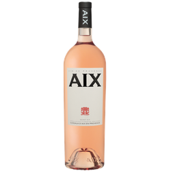 AIX Rosé Magnum 1,5 L-Magnum Flasche - 2020 - Maison Saint Aix - Roséwein