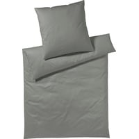 Yes for Bed Pure & Simple Uni graphit (155x220+80x80cm)
