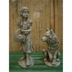 Rotkäppchen + Wolf