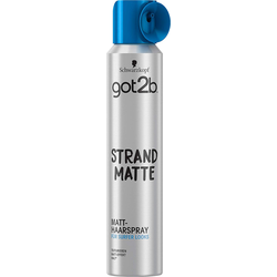 got2b Haarspray Strand Matte Matt Effekt für Surfer Look 200ml