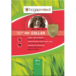bogaprotect Collar Halsband Hund M-L