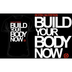 Scitec T-Shirt Build (Größe: S)