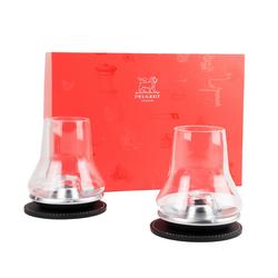 PEUGEOT Geschenkset Whisky-Verkostungsset duo in Geschenkverpackung