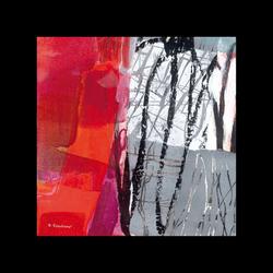 Kunstdruck B.ROSENBAU (LB 37x37 cm)