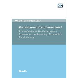 Korrosion und Korrosionsschutz 9 als Buch von