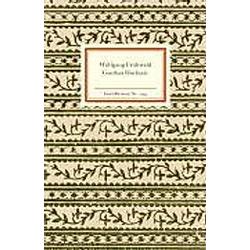 Goethes Hochzeit. Wolfgang Frühwald  - Buch