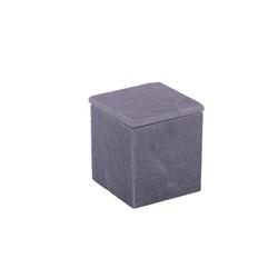 houseproud Aufbewahrungsbox Slate Cubic Kosmetikdose