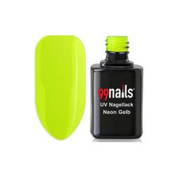 UV Nagellack - Neon Gelb 12ml - UV Lack Gel Nagellack Gellack Gel Lack Led Nagellack