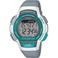 CASIO Damen Sportuhr 'LWS-1000H-8AVEF' jade / weiß / grau, Größe One Size, 4248795