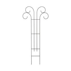 Dehner Rankhilfe Spalier V, ca. 100 x 50 cm, Metall/Kunststoff